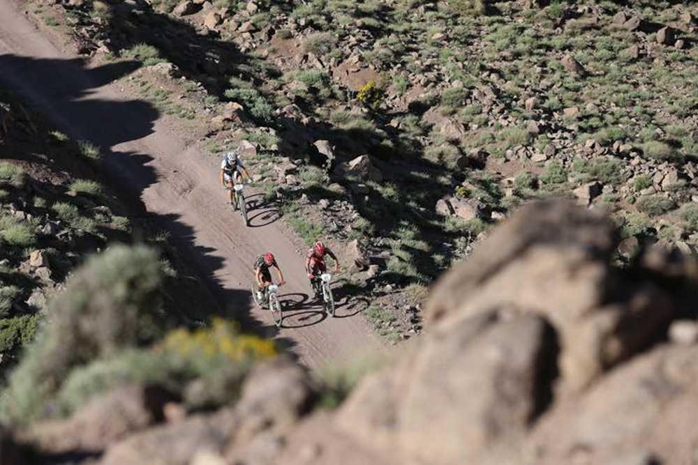 Titan Desert 2015 montañas