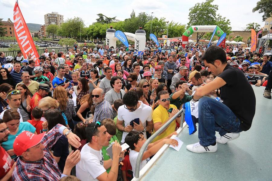 V Marcha Cicloturista Alberto Contador