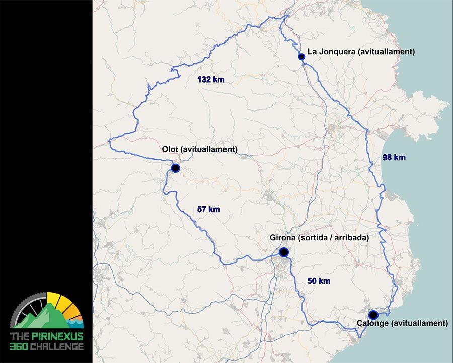 mapa pirinexus360