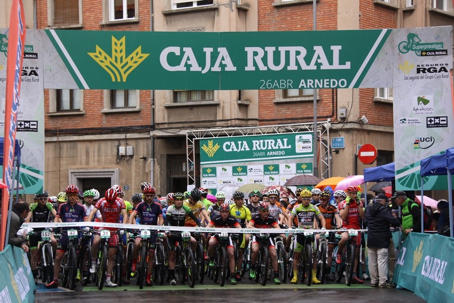 salida elite masculina Superprestigio Caja Rural-RGA MTB