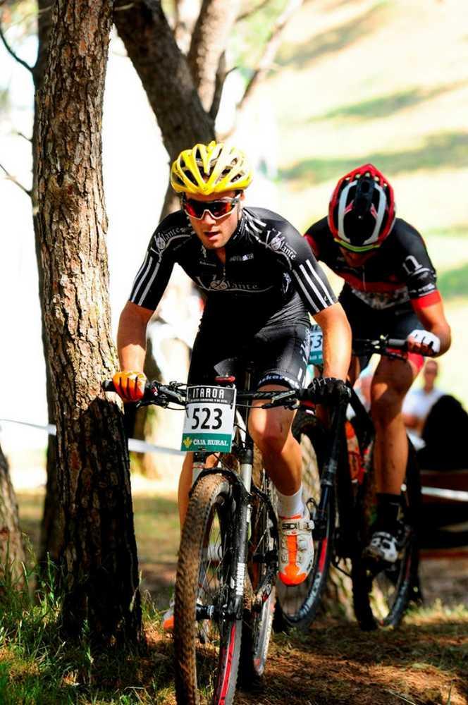 Astarriaga y Luciano Copa Caja Rural BTT Tafalla