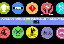 consejos para ser un buen ciclista de montaña