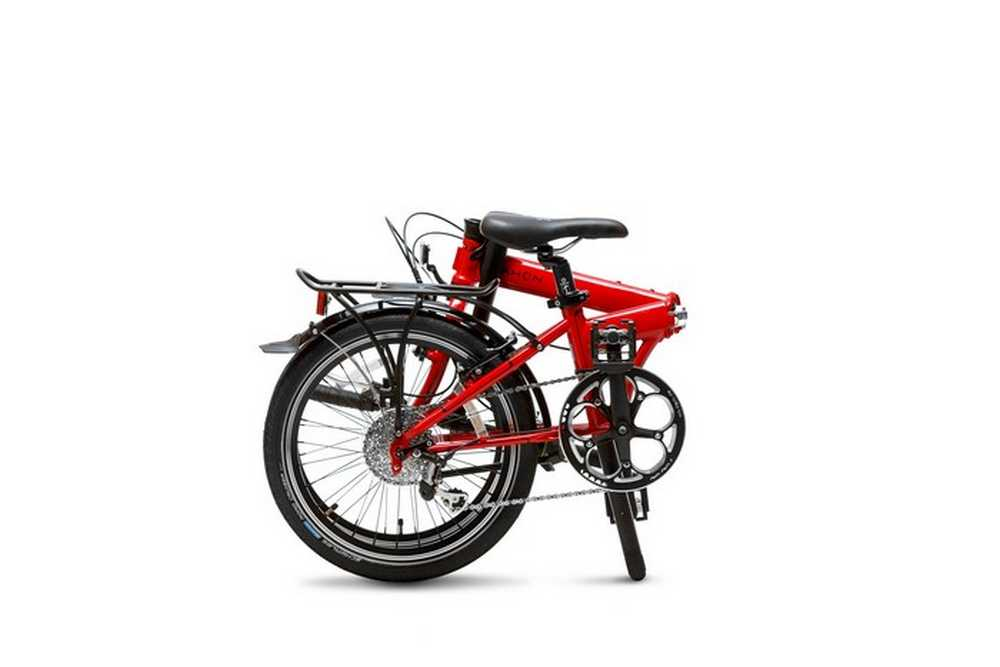 Dahon Speed P8_ PLEGADA