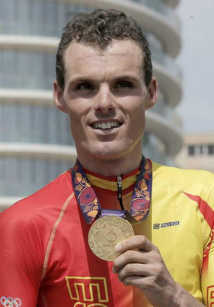 Medalla Oro Luis León Sánchez Juegos Europeos de Baku