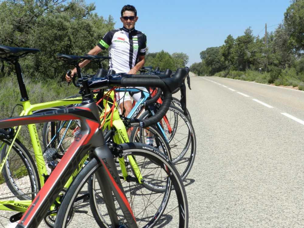 Oscaer Sevilla Berria Bike
