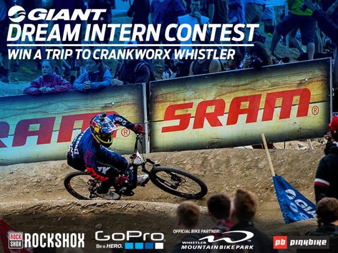 Viaje Giant Crankworx Contest