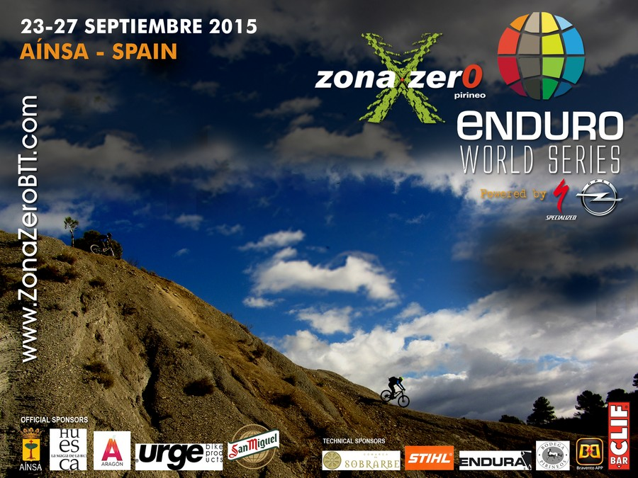 Enduro World Series Aínsa Zona Zero 2015