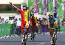 meta Luis León Sánchez Juegos Europeos de Baku