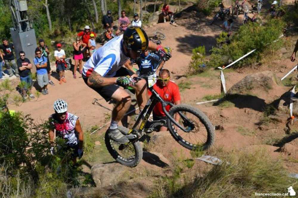 Campeonato de mundo de Biketrial más internacional en Òdena