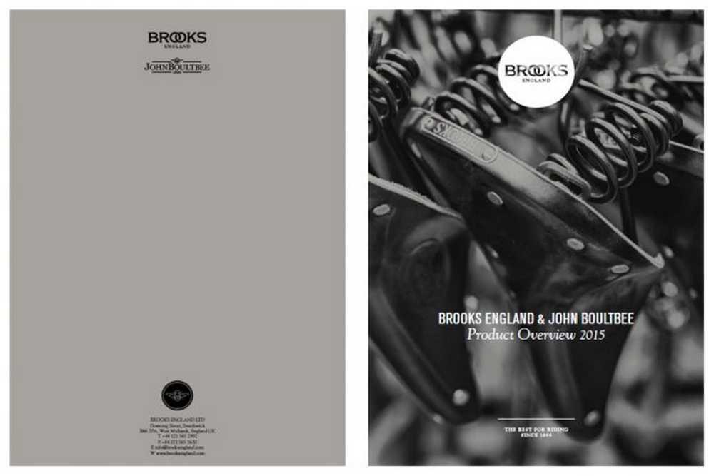 Catálogo Brooks 2015