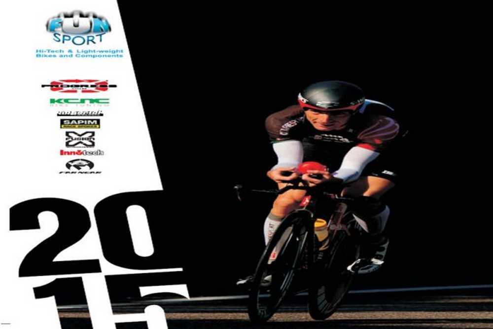 Catálogo Fun Sport 2015