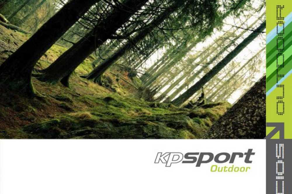 Catálogo Kpsport 2015