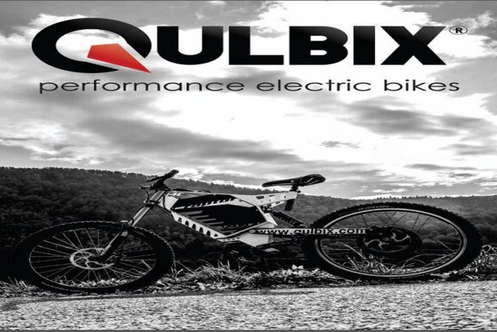 Catálogo bicicletas eléctricas Qulbix 2014