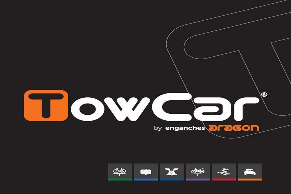 Catalogo Portabicicletas TowCar 2015
