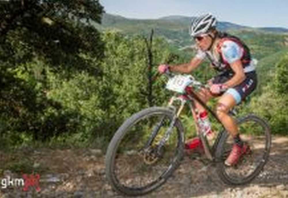 Claudia Galicia campeona de España de BTT-Ultramaratón