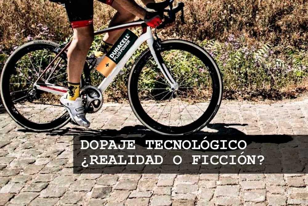 DOPAJE-TECNOLOGICO