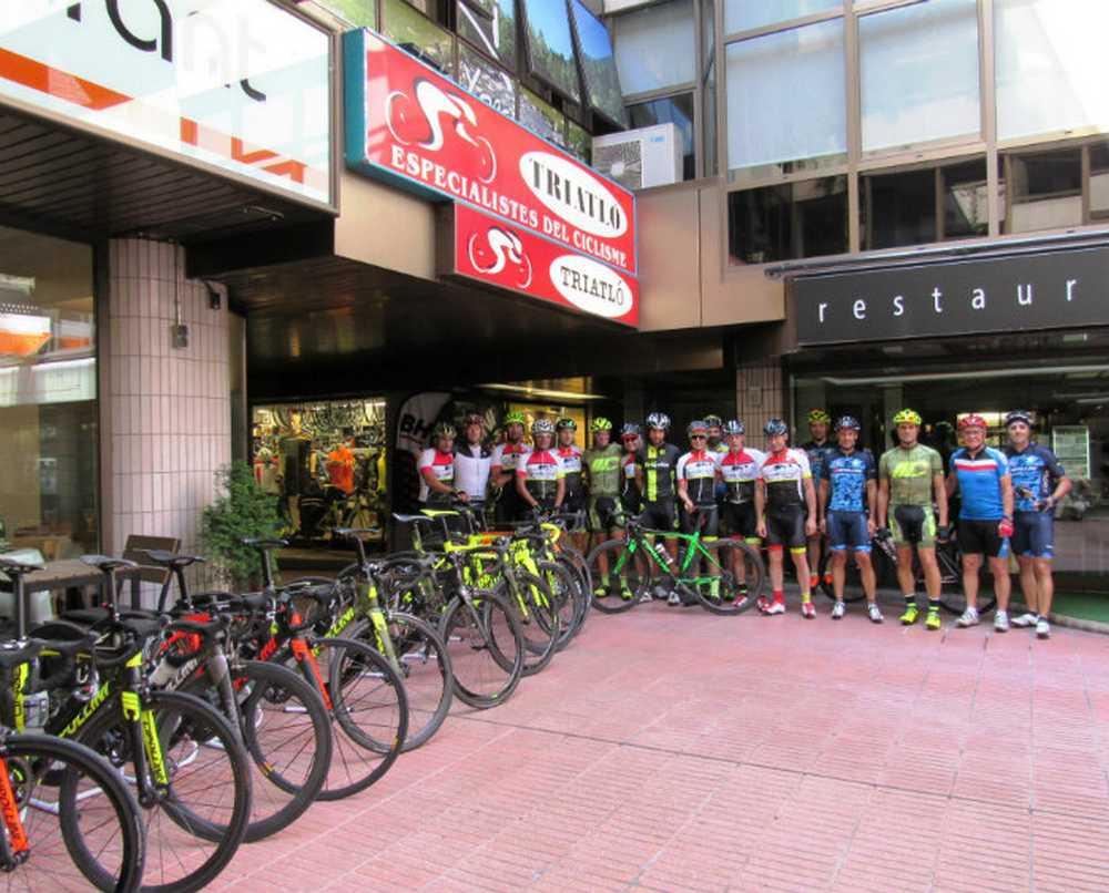 El MCipollini Test Day llego a Andorra
