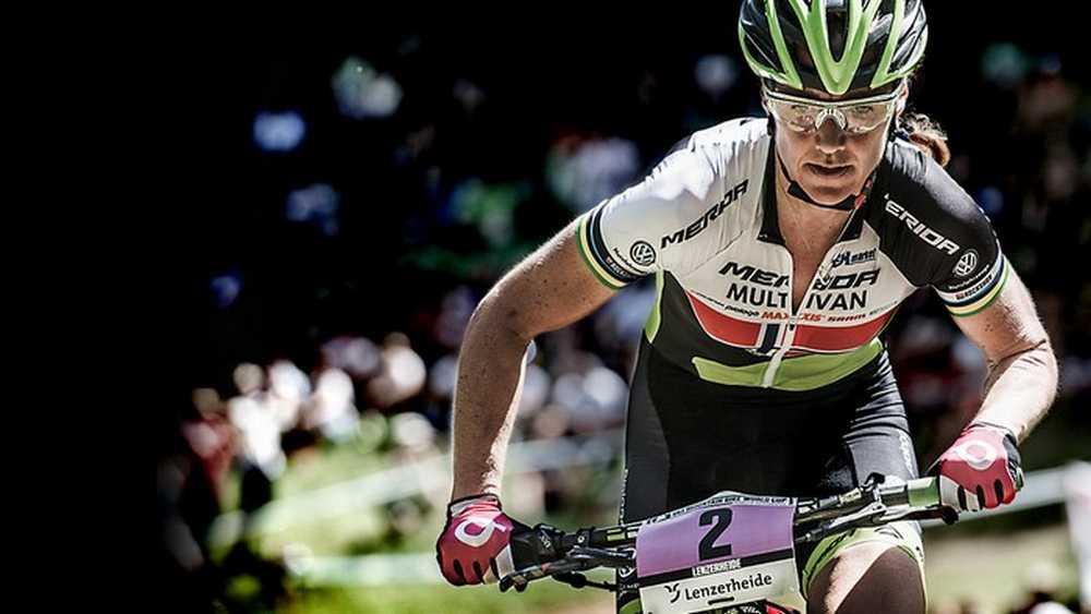 Gunn-Rita Dahle Multivan Merida Biking Team Lenzerheide