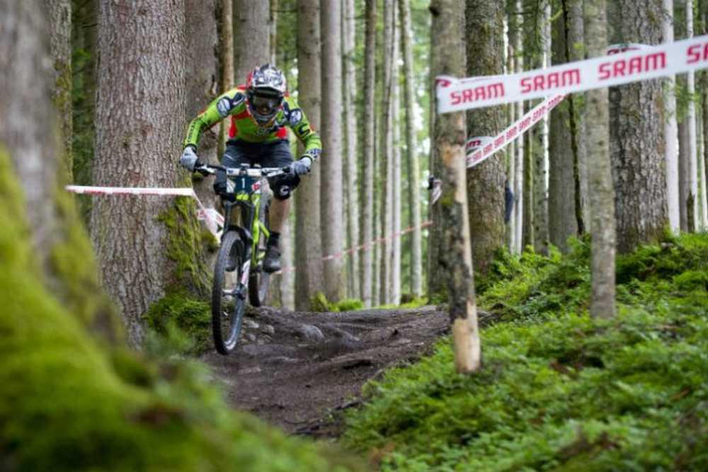 Jérome Clémentz UEC Enduro European Championships en el Tirol, Kirchberg