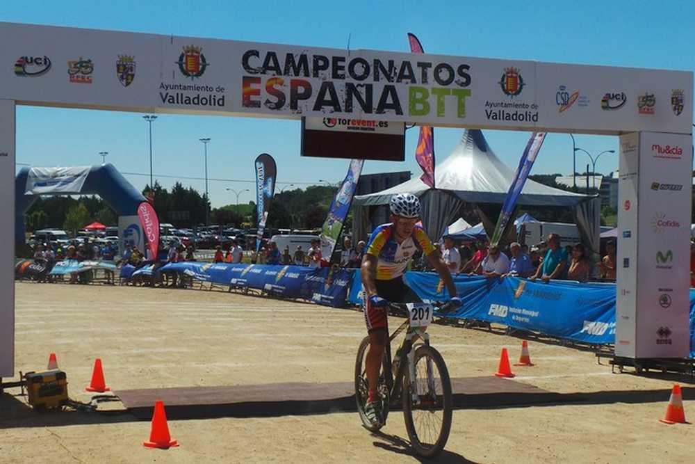 Josep Duran Campeonato de España BTT 2015
