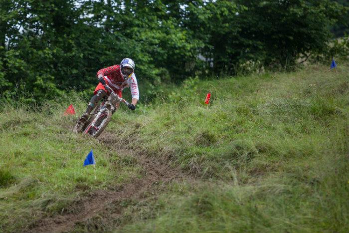 Michal Prokopl UEC Enduro European Championships en el Tirol, Kirchberg