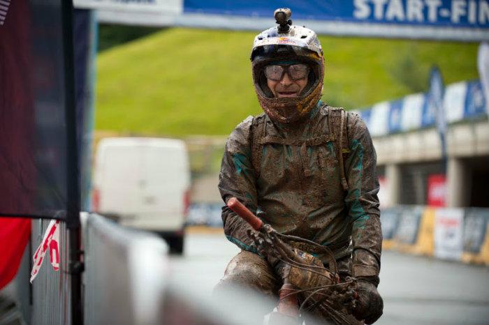 René Wildhaber UEC Enduro European Championships en el Tirol, Kirchberg