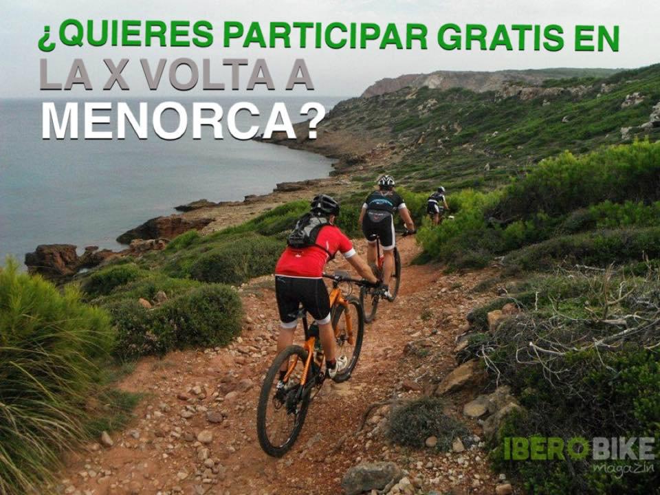 Sorteo X Volta a Menorca