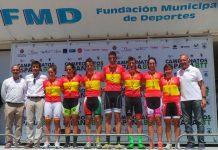 Todos campeones Campeonato de España BTT 2015