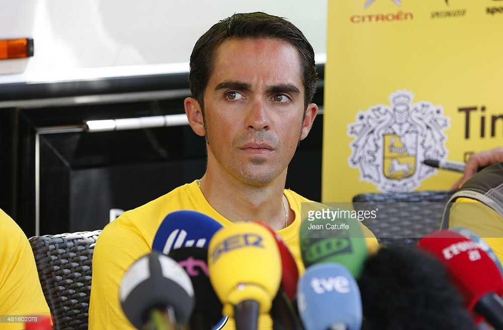 Alberto Contador (Tinkoff Saxo) (Getty Images Sport)