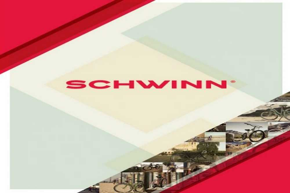 Catálogo bicicletas Schwinn 2016