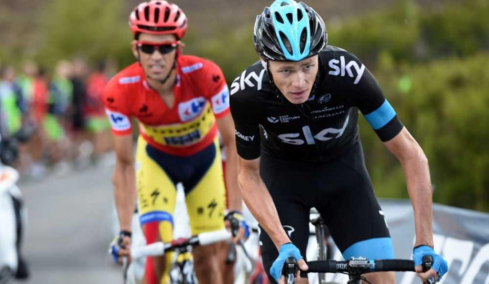 Chris Froome correrá la Vuelta España 2015
