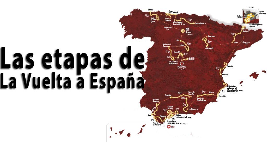las_etapas_de-la_vuelta_a-espana