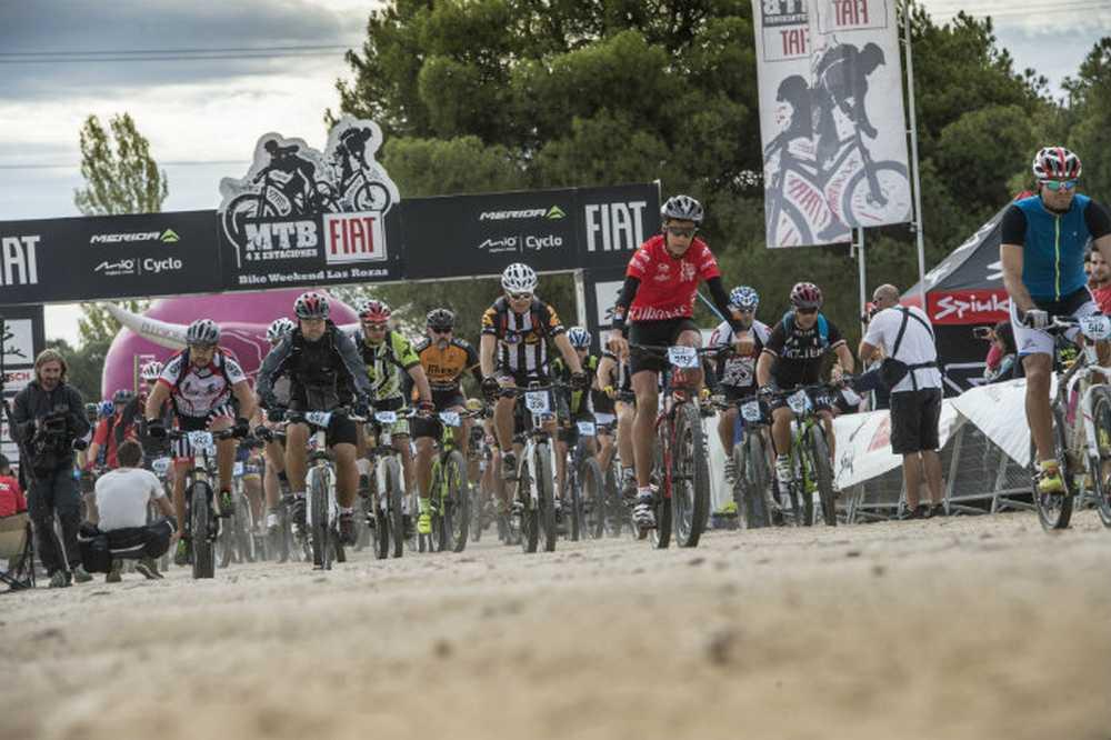 Bike Weekend Las Rozas un éxito con más de 4.000 participantes marcha mtb