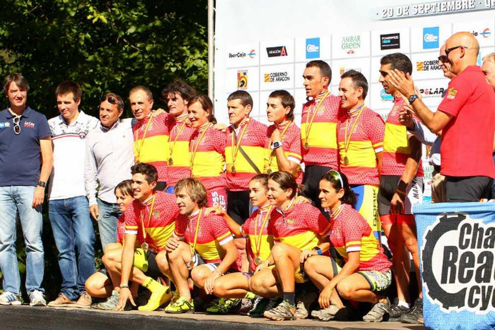 Campeonato de España XCM Bike Maratón todos los ganadores