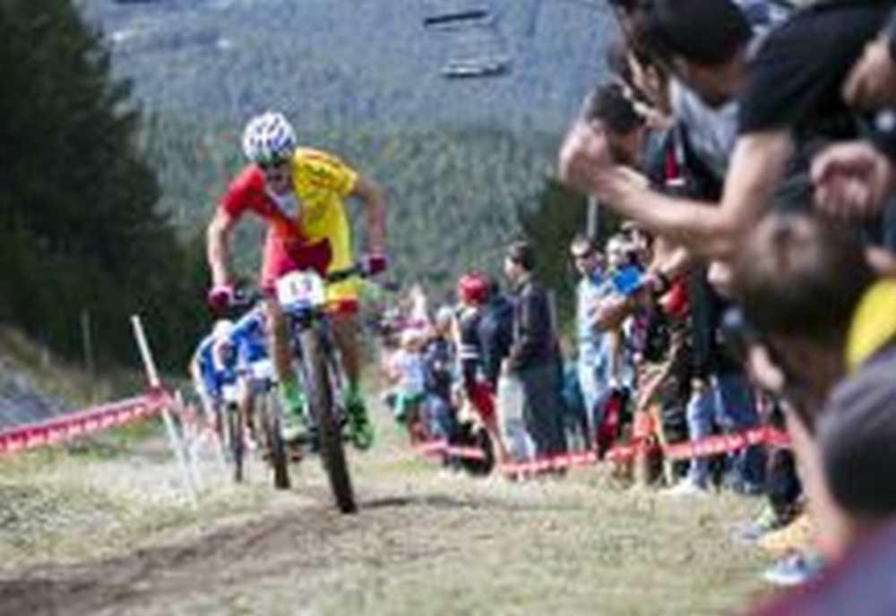 Carlos Coloma Campeonatos del Mundo 2015 en Vallnord