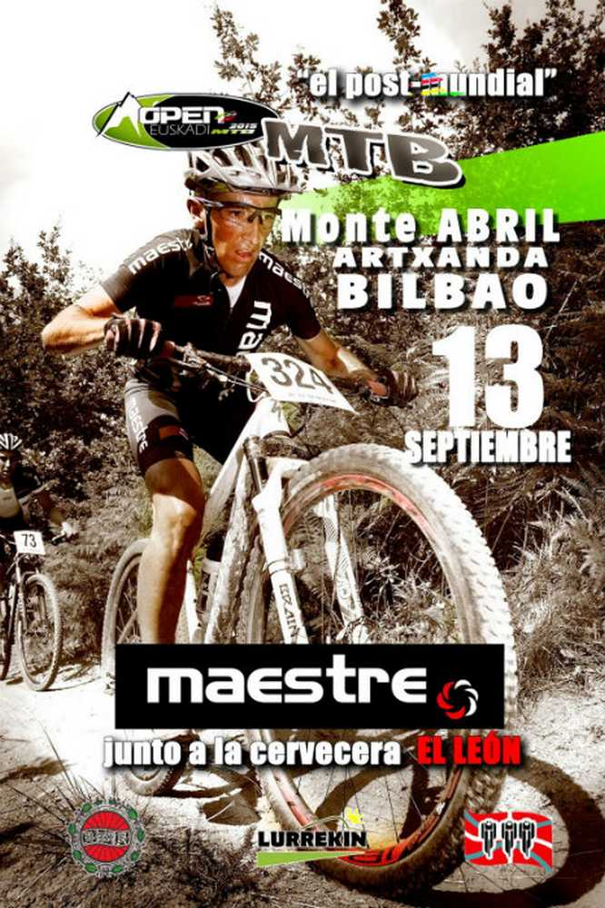 Open de Euskadi MTB 2015 en Artxanda