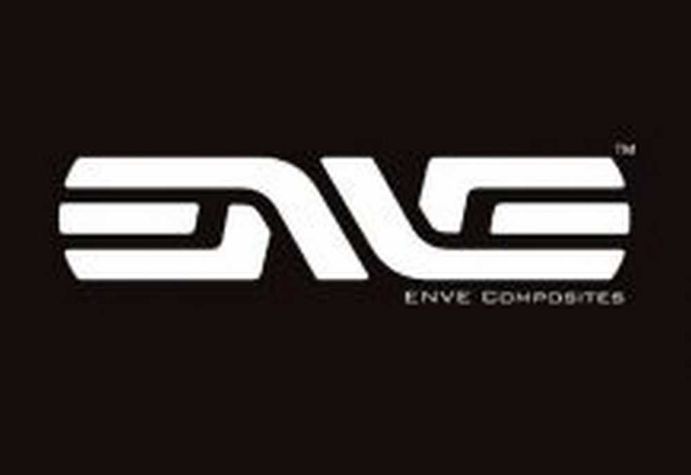 Catálogo ENVE 2016