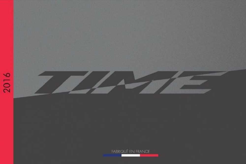 Catálogo Time 2016