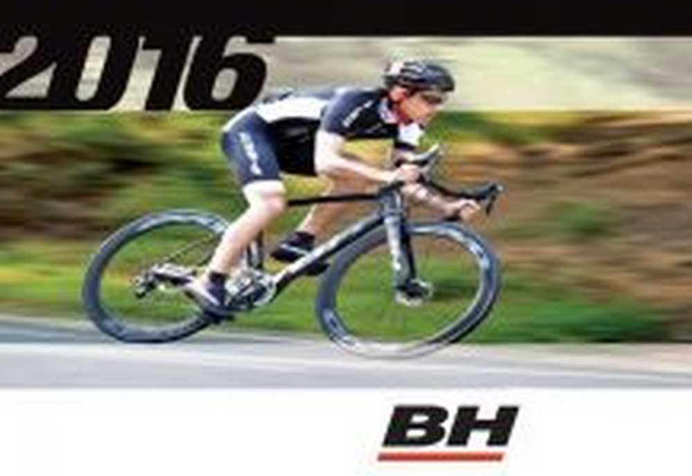 Catálogo bicicletas BH 2016