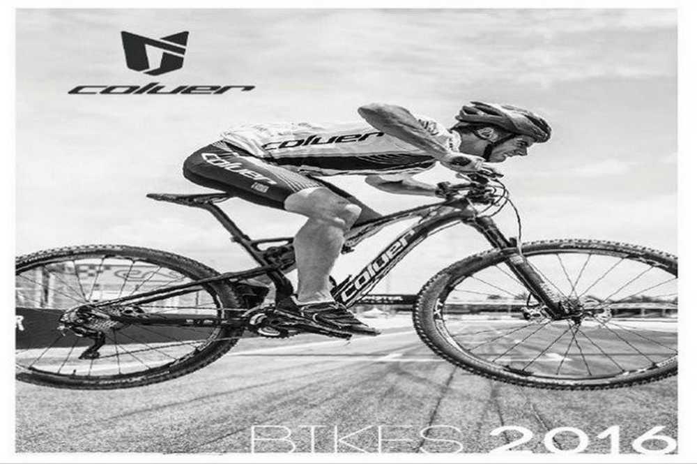 Catálogo bicicletas Coluer 2016