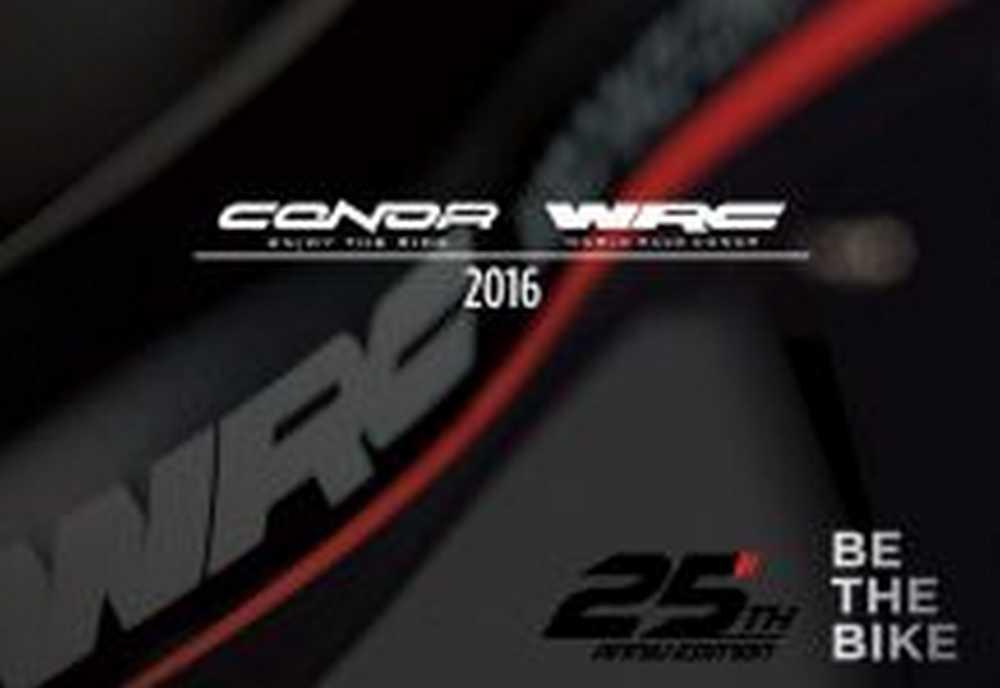 Catálogo bicicletas Conor 2016