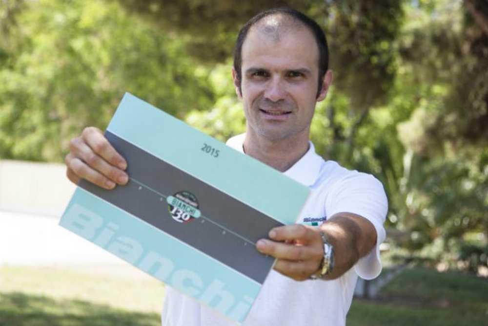 David Frehner nuevo representante de Bianchi en España y Portugal