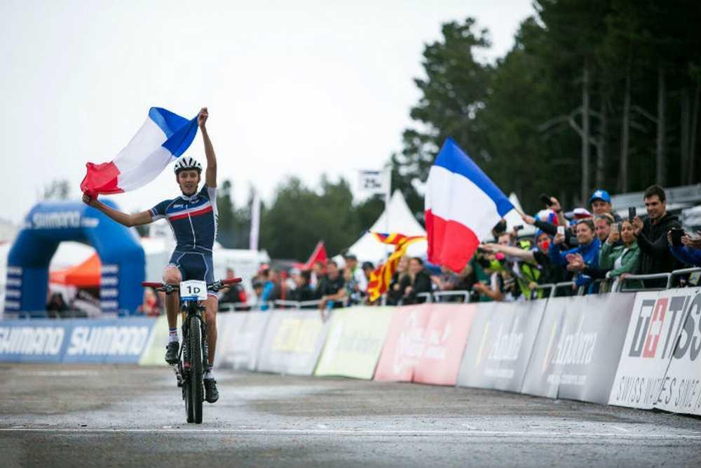Francia repite victoria Team Relay del Campeonato del Mundo de Vallnord