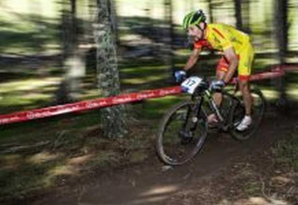 Hermida 21º en los Campeonatos del Mundo de Vallnord