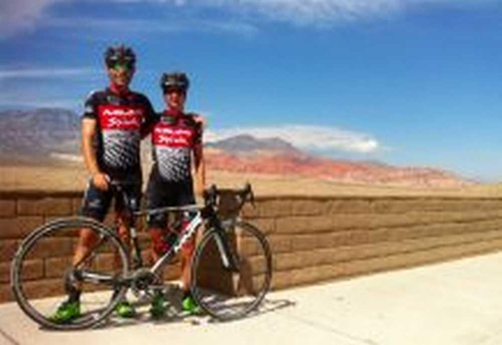 Javier Ruiz de Larrinaga y Aida Nuño del MMR-Spiuk CX Team inicia la temporada en Las Vegas