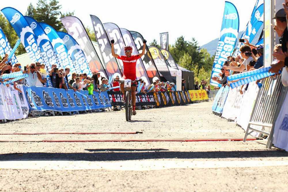 Jose Marquez meta Campeonato de España XCM Bike Maratón 2015