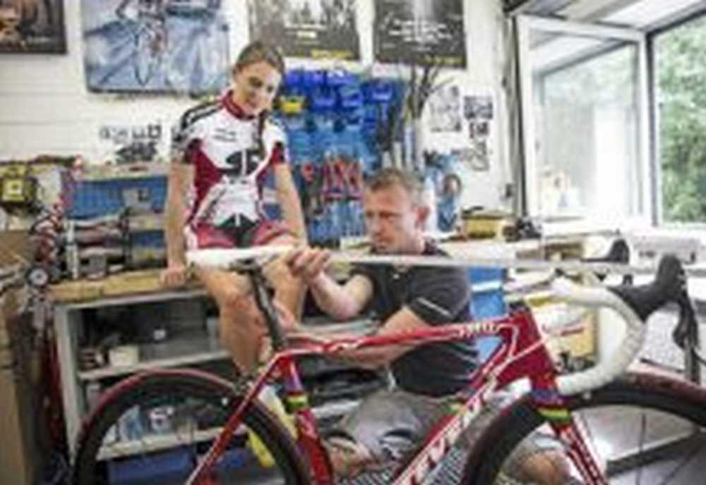 Macario Llorente estará en Unibike con Stevens y el Bikefitting de Shimano