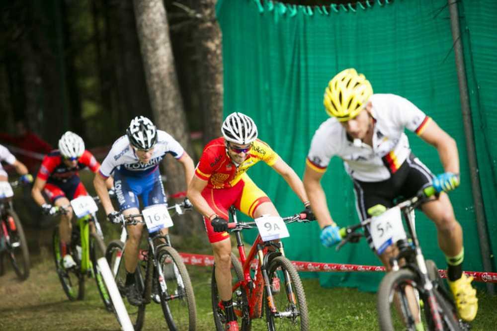 Matecon Team Relay del Campeonato del Mundo de Vallnord