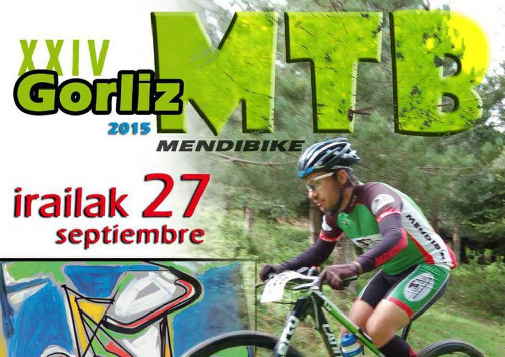 Portada XXIV Marcha MTB Mendibike en Gorliz