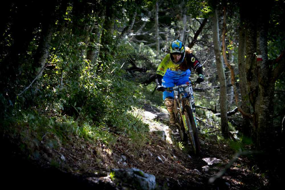 Raphalea Richter (GER) - Radon Factory Enduro Racing Team